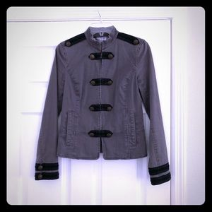 Juicy Couture women's military style jacket